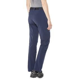 Maier Sports Lulaka lange broek Dames Regular blauw